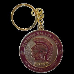 Custom Metal Soft Enamel Keychains