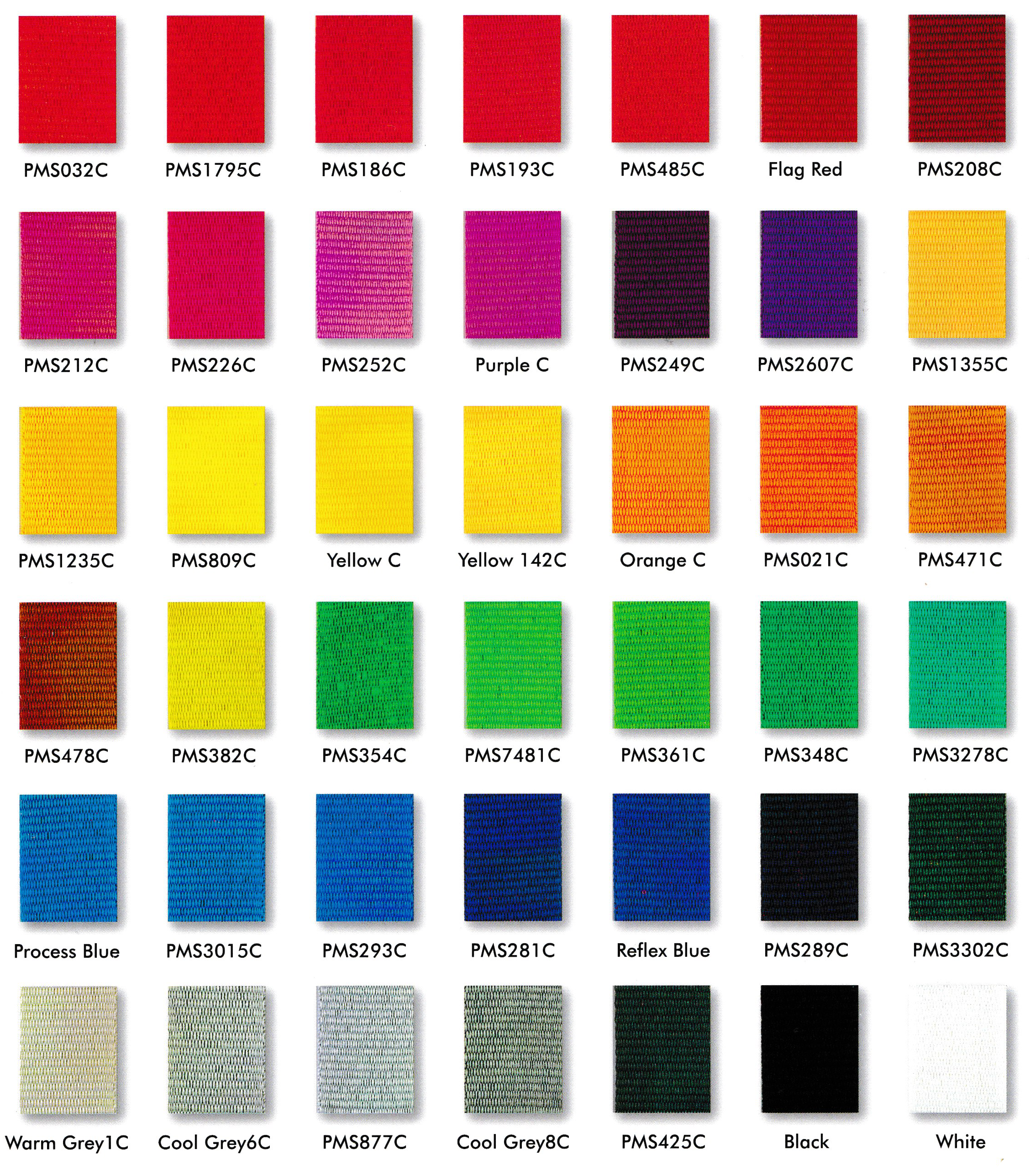 polyester_lanyard_colors